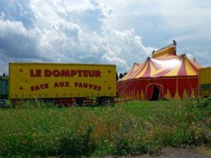 Cirque à Graveson