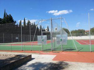 Avancement Travaux Tennis