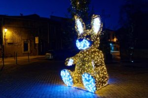 Décoration Noël Graveson 2017