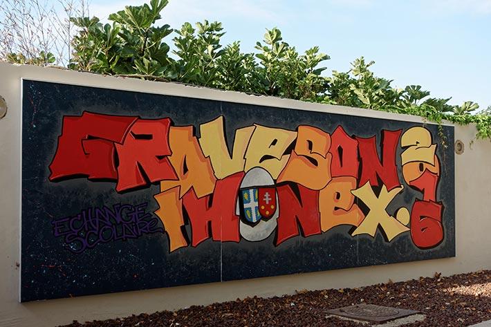 Fresque Graveson Thonex