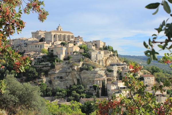 Gordes village de France