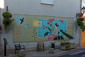 Graveson Fresque Murale