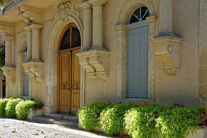 Mairie de Graveson en Provence