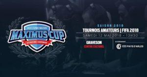 MAXIMUS CUP 2018