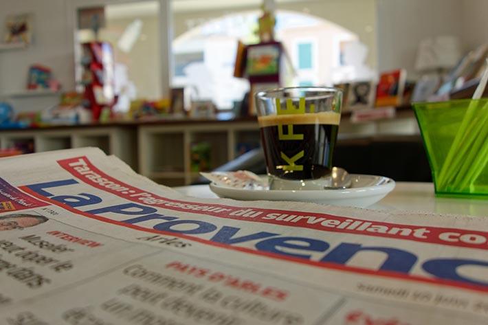 Le Mazet de la Presse à Graveson