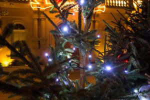 Noël à Graveson en 2014