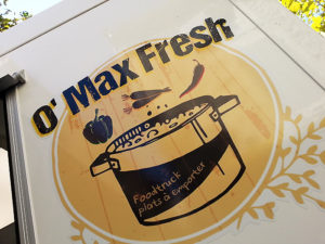 Foodtruck O' MAX FRESH