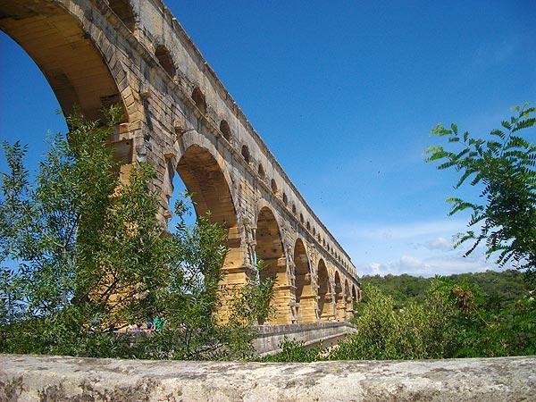 Le Pont du Gard 40km de Graveson