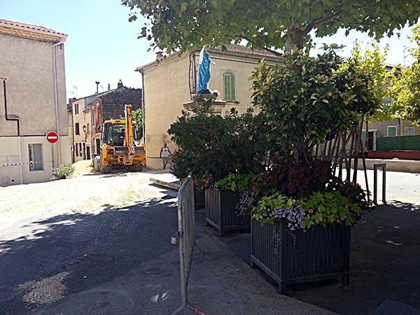 Préparation St Eloi Graveson