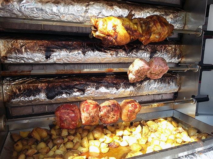 Rôtisserie Cot-Cot marché vendredi à Graveson