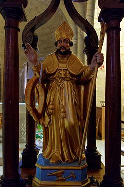 Saint Eloi à Graveson