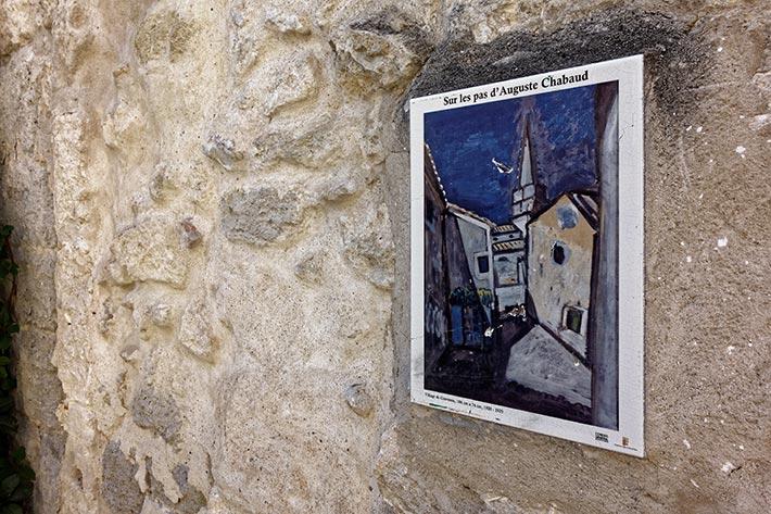 Sur les pas d'Auguste Chabaud à Graveson