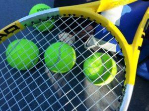 Sport Tennis Graveson
